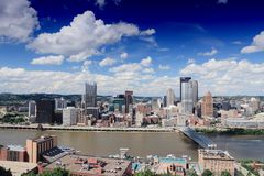 Pittsburgh, USA Stock Images