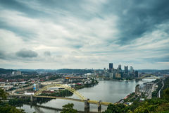 Pittsburgh USA Royalty Free Stock Images