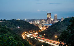 Pittsburgh USA Royalty Free Stock Photo