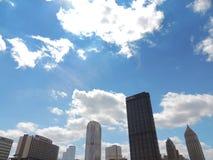 Pittsburgh van de binnenstad Royalty-vrije Stock Foto's