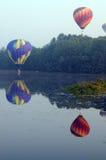 pittsfield празднества воздушного шара Стоковое Фото