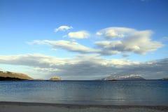 Pittulongo beach Sardinia Stock Photo