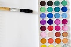Pittura Immagine Stock