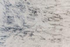 Pittura ad olio la struttura su tela, astrattismo fotografia stock