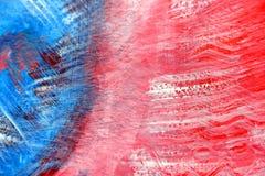 Pittura astratta Immagine Stock Libera da Diritti
