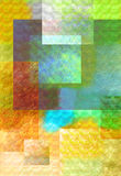Pittura astratta immagine stock