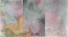 Pittura astratta Fotografia Stock