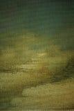 Pittura astratta dall'olio su una tela, illustrazione, fondo Fotografie Stock
