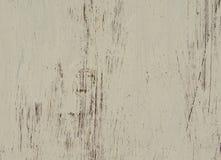 Pittura bianca con ruggine Immagine Stock