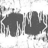 Pittura bianca di struttura Fotografia Stock