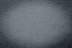 Pittura blu metallica strutturata Fotografia Stock Libera da Diritti