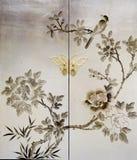 Pittura cinese Fotografia Stock Libera da Diritti
