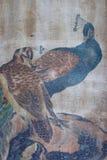 Pittura classica cinese Fotografie Stock