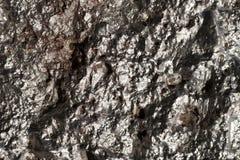 Pittura d'argento fusa Immagini Stock Libere da Diritti