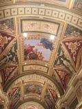 Pittura del soffitto Fotografia Stock Libera da Diritti