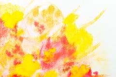 Pittura dell'acquerello fotografie stock libere da diritti