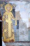 Pittura dell'affresco della despota Stefan Lazarevic Immagini Stock Libere da Diritti