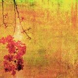 Pittura della cima d'albero royalty illustrazione gratis