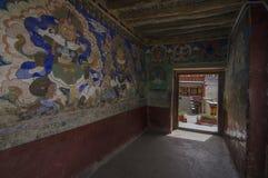 Pittura della parete Fotografia Stock