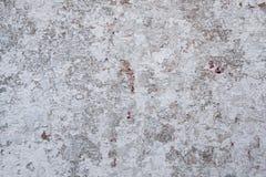Pittura della sbucciatura della parete Immagini Stock Libere da Diritti