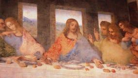 Pittura di Cenacolo Vinciano archivi video