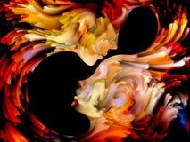 Pittura di Digital illustrazione vettoriale