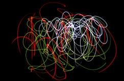 Pittura di notte Immagini Stock