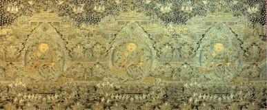 Pittura di religione del Tibet e cultura, Cina Immagine Stock