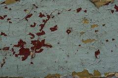 Pittura di sfaldamento 14 Fotografia Stock