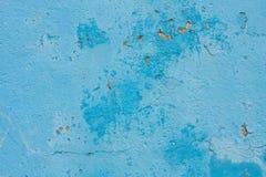 Pittura incrinata Immagini Stock