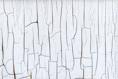Pittura incrinata su superficie piana Immagine Stock Libera da Diritti