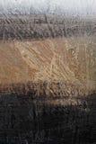 Pittura invecchiata sul fondo sporco 10 dell'estratto della superficie di metallo di lerciume Fotografia Stock Libera da Diritti