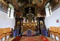 Pittura murala ortodossa Fotografia Stock Libera da Diritti