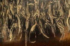 Pittura a olio immagini stock libere da diritti