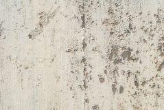Pittura scheggiata su un vecchio fondo di legno di struttura della parete Fotografia Stock
