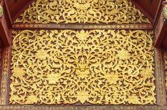 Pittura tailandese Fotografia Stock