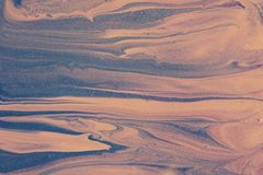 Pitture acriliche fotografia stock