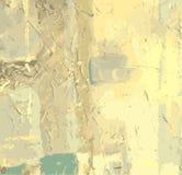 Pitture a olio Immagine Stock