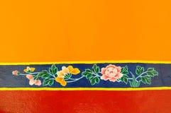 Pitture tibetane Immagine Stock Libera da Diritti