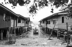Pituk居住的时期 库存照片