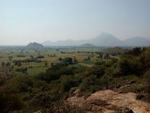 Piture деревни стоковое фото