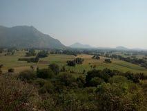 Piture деревни стоковые изображения rf