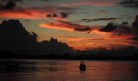 Pitux-Insel Lizenzfreies Stockfoto