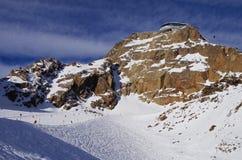 Pitztal glacier Austria Stock Photo