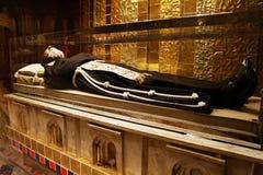 Piuslichaam van heilige stock afbeelding