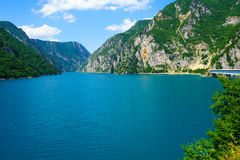 Free Piva River And Lake Royalty Free Stock Photos - 58035128