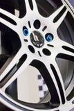 Pivot d'automobile images libres de droits