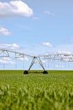 Pivot d'irrigation photo libre de droits