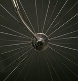 Pivot de bicyclette photographie stock