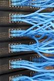 Pivot de réseau Images stock